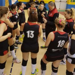 Revolution Volley: serata double face contro San Paolo Ostiense